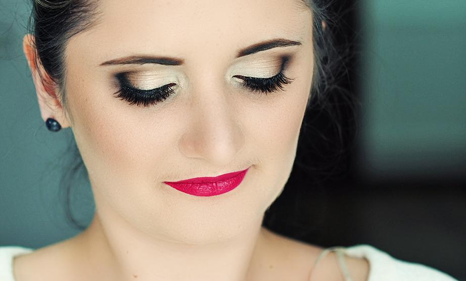Makijaż próbny ślubny – Małgosia