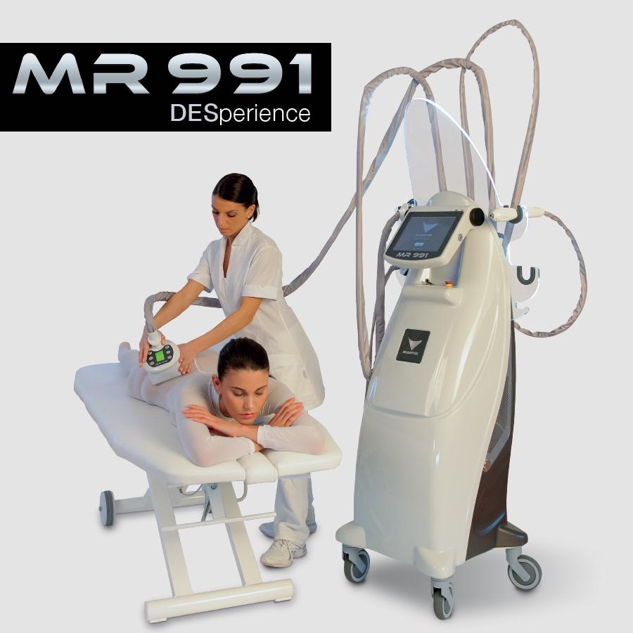 NOWOŚĆ!!! Endomasaż magnetyczny  MANTIS MR 991